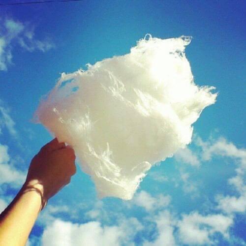 綿菓子はどうやってできるのか?