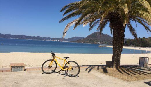 初めてのしまなみ海道サイクリング!現実的な所用時間とコースとは?